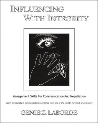 Picture of Influencing With Integrity - Revised Edition