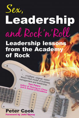 Picture of Sex, Leadership and Rock'n'Roll