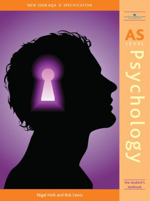 Picture of AS Level Psychology
