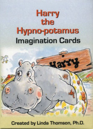 Picture of Harry the Hypno-potamus Imagination Cards