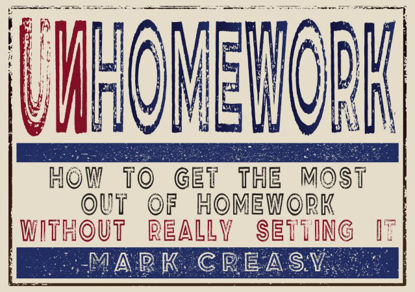 Picture of Unhomework