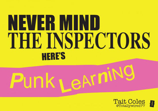 Picture of Never Mind The Inspectors
