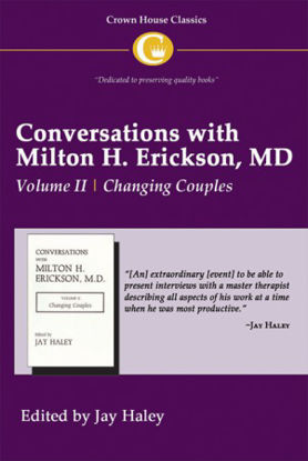 Picture of Conversations with Milton H. Erickson MD