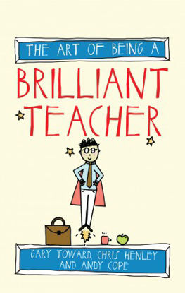 Picture of The Art of Being a Brilliant Teacher