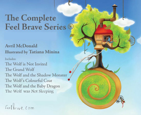 Picture of The Feel Brave Series of Children's Reading Books