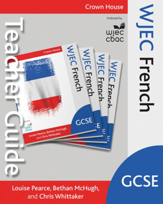 Picture of WJEC GCSE French Teacher Guide