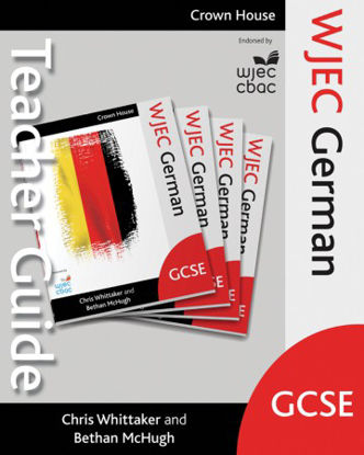 Picture of WJEC GCSE German Teacher Guide