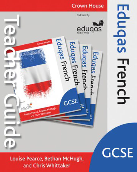 Picture of Eduqas GCSE French Teacher Guide