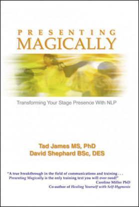 Picture of Presenting Magically (Paperback edition)