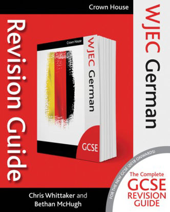 Picture of WJEC GCSE German Revision Guide