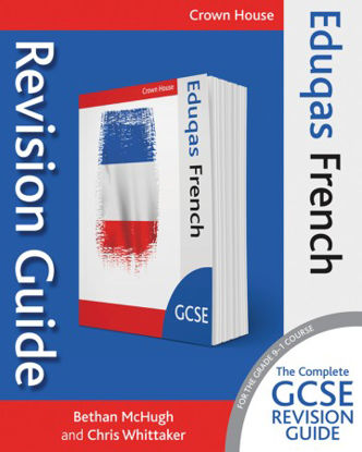 Picture of Eduqas GCSE French Revision Guide