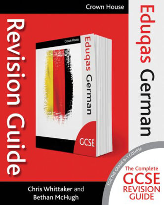 Picture of Eduqas GCSE German Revision Guide
