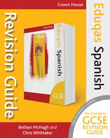 Picture of Eduqas GCSE Spanish Revision Guide