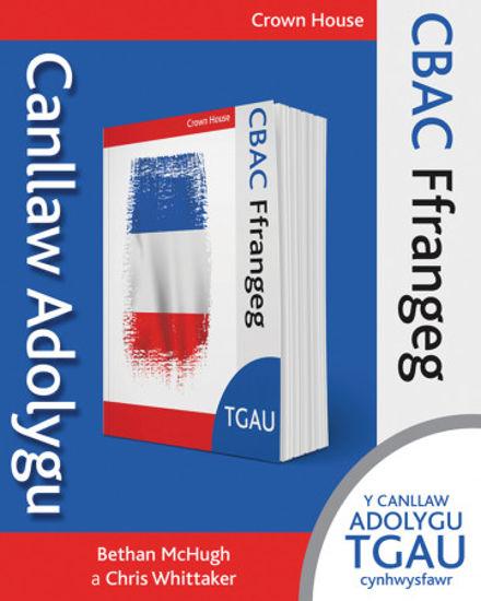 Picture of CBAC TGAU Ffrangeg – Canllaw Adolygu