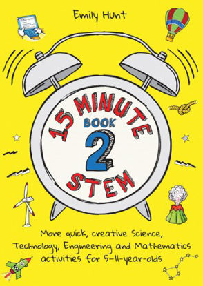 Picture of 15-Minute STEM Book 2
