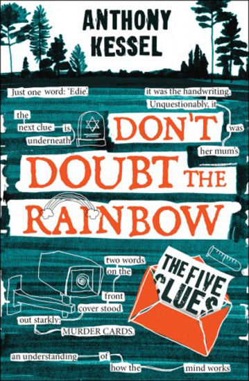 Picture of The Five Clues (Don't Doubt the Rainbow 1)