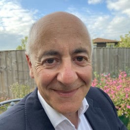 Picture for author Armando Di-Finizio