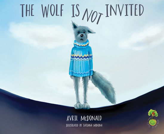 Picture of The Wolf is Not Invited