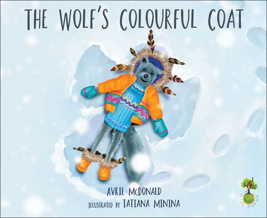 Picture of The Wolf's Colourful Coat