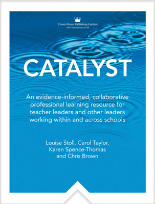 Picture for news Look inside our professional learning tool Catalyst